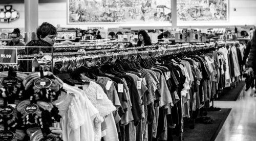 Miljöpåverkan av kläder