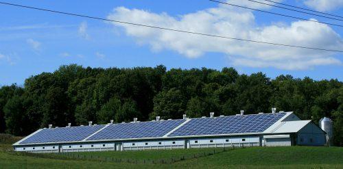 6 fördelar med solceller